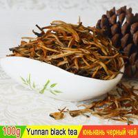 100g .new premium 2019 china Fengqing dian hong, le célèbre thé noir du yunnan, thé biologique dianhong chaud stomachthe pour la santé