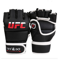 UFC Competition Grade MMA Gloves Boxing Sparring Punch Ultim...