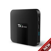 Best TX3 Mini TV BOX 2GB 16GB Quad Core Amlogic S905W Smart ...