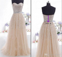 Elegant Cheap ready to ship sweetheart free shipping evening...