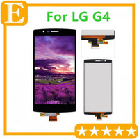Écran LCD noir pour LG G4 G5 V20 V10 H635 Écran LCD Écran Tactile Digitizer Assemblée Complète Pièces de rechange