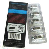 Оригинальный Kanger Subtank OCC Ni200 0,15 ом замена катушки двойные катушки подходят контроль температуры Mod E сигареты Ni200 катушки DHL бесплатно