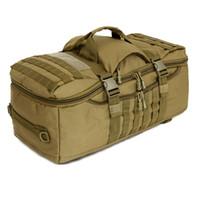 Heißer Verkaufs-60L große Kapazitäts-Multifunktionsrucksack Wasserdicht Molle Rucksack Erweiterte Rucksack Angriff Reisegepäcktasche