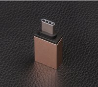 USB 3.1 Type C Male to USB 3.0 A Female Converter Adapter OTG Function For Huawei P9 For Xiaomi 5
