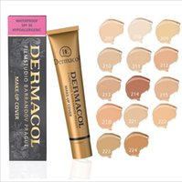 Dermacol Concealer Makeup Extreme Cover Foundation Cream Mak...