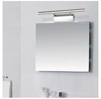 5w7w9w LED Espelho Luzes Da Vaidade Luz Do Banheiro Luz Make Up Wall Light Imagem Frontal Lâmpada Com Interruptor 28 cm 40 cm 55 cm 70 cm