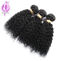 100% Brazilian Unprocessed Virgin Kinky Curly Brazilian Curl...