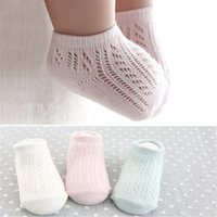 Spring Summer Mesh Baby Socks For New Born Unisex Kid Childr...