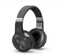 Orijinal Bluedio HT Kablosuz Bluetooth 4.1 Stereo Kulaklık Stüdyo Kulaklık Dahili mikrofon Handsfree Aramalar ve Müzik Streaming için