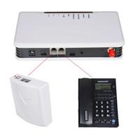 Terminale wireless GSM fisso 900 MHz / 1800 MHz per collegare il telefono desktop per effettuare chiamate telefoniche. Il sistema di allarme Gateway wireless utilizza la scheda SIM