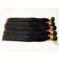 الإنسان البرازيلي الشعر التمديد حريري ستريت الشعر لحمة مزدوجة رخيصة الثمن 8-30inch ينسج المنغولية الماليزية ريمي الشعر الهندي في الأسهم