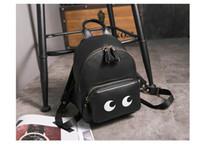 Venta caliente famosa marca de diseño de moda casual doble hombro mochilas estudiante escuela mochila mochila paquete de paquete