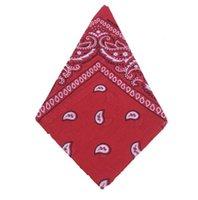 100% algodón del pañuelo de Paisley diadema novedad del diseño de ciclo magia Anti-UV bufanda multifuncional de Hip Hop pulsera de accesorios Pañuelo