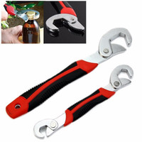 2Pcs Set Universal Quick Adjustable 9- 32mm Multi- function Wr...