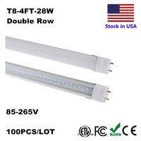 4ft LED Bulb Light 4 Feet LED Tube 18W 22W T8 Fluorescent Li...