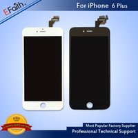 Wholesale- For iPhone 6 Plus LCD Display With Touch Screen Di...