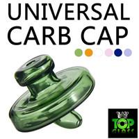 4 MM kuvars banger tırnak carb cap, evrensel renkli cam capper termal P banger sığabilecek, kuvars enail. Cam bongs su boruları aksesuarları