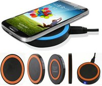 Q5 Wireless Phone Charger Qi Wireless Charging Pad for Samsu...