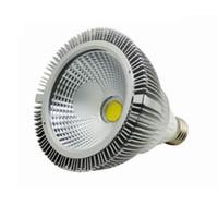 E27 E26 PAR20 PAR38 PAR38 LED Ampoules Lampe d'éclairage Dimmable 10W 20W 25W COB LED LUMIÈRES AC 110-240V + UL FCC