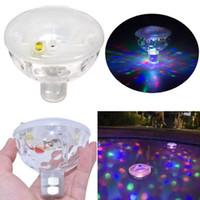 Luz da associação do diodo emissor de luz IP65 Waterproof a luz clara subaquática que muda as luzes da piscina A lâmpada do diodo emissor de luz do aquário do tanque de peixes CE UL SAA