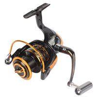 Pisfun Spinning Fishing Reel 5. 2: 1 12+ 1BB Metal Spool Saltwa...