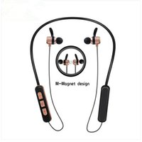 BT- 58 Stereo Bluetooth Sport Earphone Wireless HBS Nacklace ...