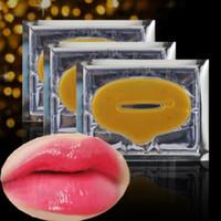 15 pcs Nouveau Gel de poudre d'or Collagen masque de masque de masque de masque de masque