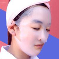 Silikonowe ponowne wykorzystanie wodoodporna maska nawilżająca twarz do pokrywy maski arkuszy