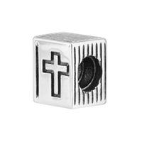 Клипы для женщины Библия бисер крест книга подвески fit pandora браслет для женщины оригинальный 925 серебряные ювелирные изделия изготовление подвески