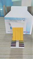All'ingrosso- 100 pezzi PH metri strisce di test PH strisce di test indicatore 1-14 Tester di carta tornasole / Brand New strumenti di analisi di misurazione