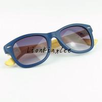 Moda Retro Bambu Güneş Gözlüğü Erkekler Ahşap Gözlük Oculos Ahşap Gözlük Erkekler Kadınlar Marka Tasarımcı Gözlük UV400 Gafas De Sol