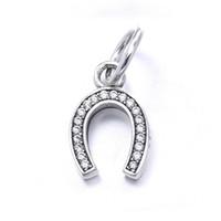 Символ подвески мирных подвесок из бисера аутентичные 925 стерлингового серебра 925 ювелирные изделия прозрачный кристалл болтовне