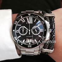 Top Luxury Gift New Brand Men Watch High Quality Stainless S...