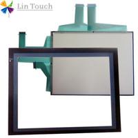 NEW NS12-TS01-V1 NS12-TS00B-ECV2 NS12-TS01B-V2 HMI-SPS TouchScreen UND Front-Etikett Film Touchscreen und Frontlabel