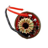 Circuits de conducteur de lampe-torche de 5-Mode 22mm Conseil Torche de lampe de poche Pièces de bricolage Conducteur Tension large 2A pour XM-L / XM-L2 LED