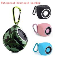 B660 Waterproof Wireless Bluetooth Speaker With Mic Subwoofe...