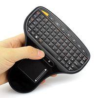 N5903 Mini tastiera e mouse wireless Mini Palm-Simplex 2.4G Combo con touchpad per PC Android TV Box Smart TV