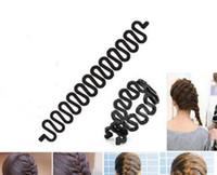 Hairpin Hair Braiding Braider Tool Roller con Magic Hair Twist Accessori per Barrette Elastic Hair Clip per donna