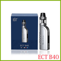 original ECT B40 Starter Kits TPD version 2200mah e cigarett...