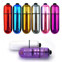 Mini Vibrators Waterproof Wireless Bullets Vibrating Eggs ch...