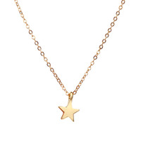 Dogeared Raising Star Best wishes Lucky Tiny Charm Necklace ...