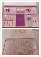 2017 new Kylie Jenner Cosmetics 4pcs Pink Set and kylie vaca...