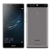 Teléfono celular original Huawei P9 4G LTE Kirin 955 Octa Core 3GB RAM 32GB ROM Android 5.2 pulgadas 12.0MP Identificación de huellas digitales Teléfono móvil inteligente