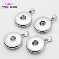 18MM Noosa chunks Ginger Snap Button Base Jewelry Accessorie...
