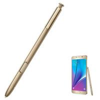 A ++ kalite% 100 Yeni Stylus S Pen NOT 5 PEN Dokunmatik PEN Ekran Stylus için Samsung Galaxy Not 5 N9200 N920V N920F için