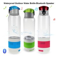 Factory Price Bicycle Water Bottle Bluetooth Speaker Portabl...