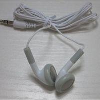 Cep telefonu cep telefonu Mp3 Mp4 Mini HD kulaklık Ücretsiz Nakliye 300pcs Beyaz Moda kulak içi Kulaklık Kulaklık Kulaklık 3.5mm