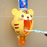 For Kids Cute Cartoon animals Design Set Cartoon bathroom ho...