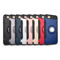 Hot Kickstand iphone Case Shockproof Scratch Resistant Phone...