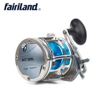 Full Metal Boat Fishing Reel 6. 2: 1 4BB 25kg Drag Power Drum ...